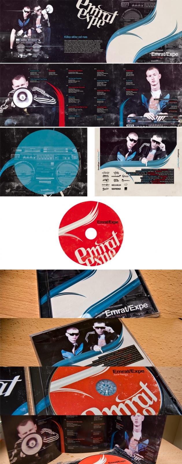 Emrat/Expe Cover