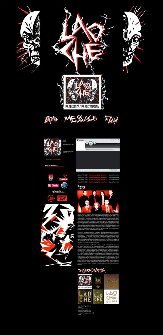 Lao Che MySpace