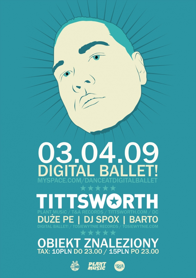 Titsworth Plakat